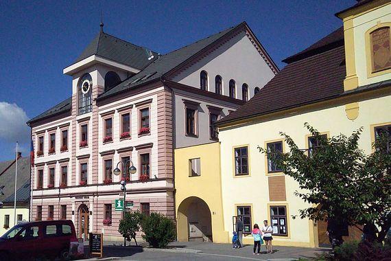 Vymezení zastavěného území obce Líšná – vymezené samostatným postupem