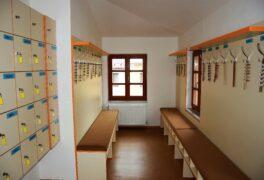 Díky MAS Zubří země a podpoře z IROP mají v Centru Zdislava zrekonstruované šatny